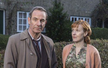 Kacey Ainsworth reveals exciting news from set of Grantchester's fifth series