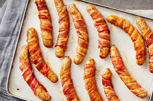 Sainsbury's Pigs in Blankets win Christmas blind taste test 2019
