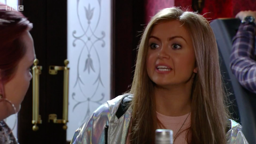 EastEnders fans shocked by Tiffany's brutally cruel jibe towards Whitney
