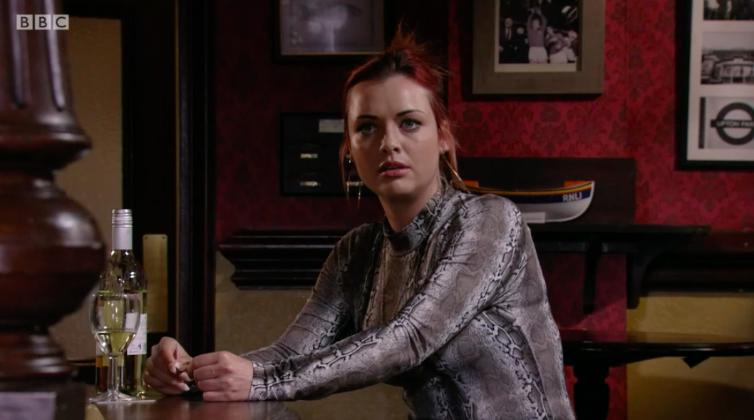 EastEnders SPOILERS: Whitney in danger as a minibreak with Leo turns sinister