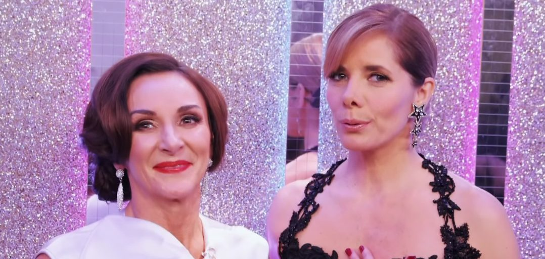 Strictly judge Shirley Ballas 'stopped eating' because she was envious of Darcey Bussell's figure