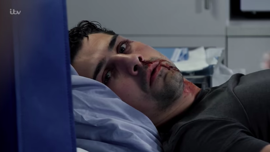 Coronation Street viewers confused as rapist Josh returns but isn't blind anymore