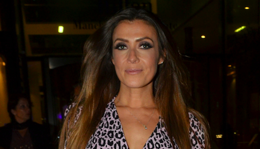 Kym Marsh shares picture with her two 'sons' as she gears up for Coronation Street exit