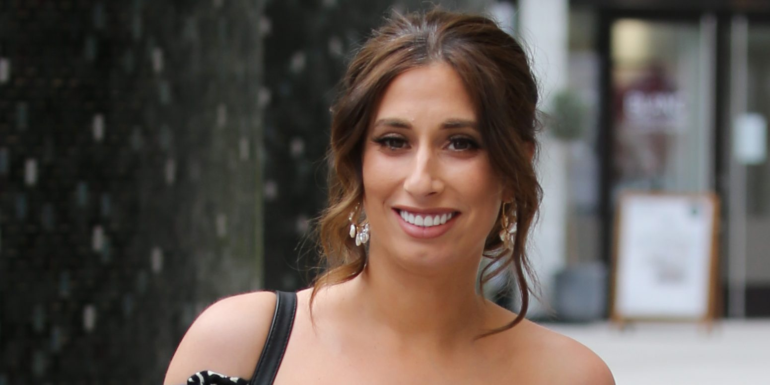 Stacey Solomon shares adorable 'dream night' family photo