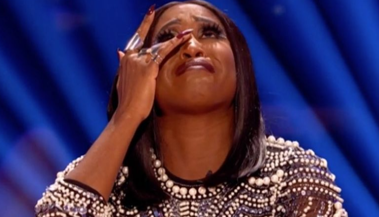 Strictly Come Dancing: Motsi Mabuse breaks down in tears on live show