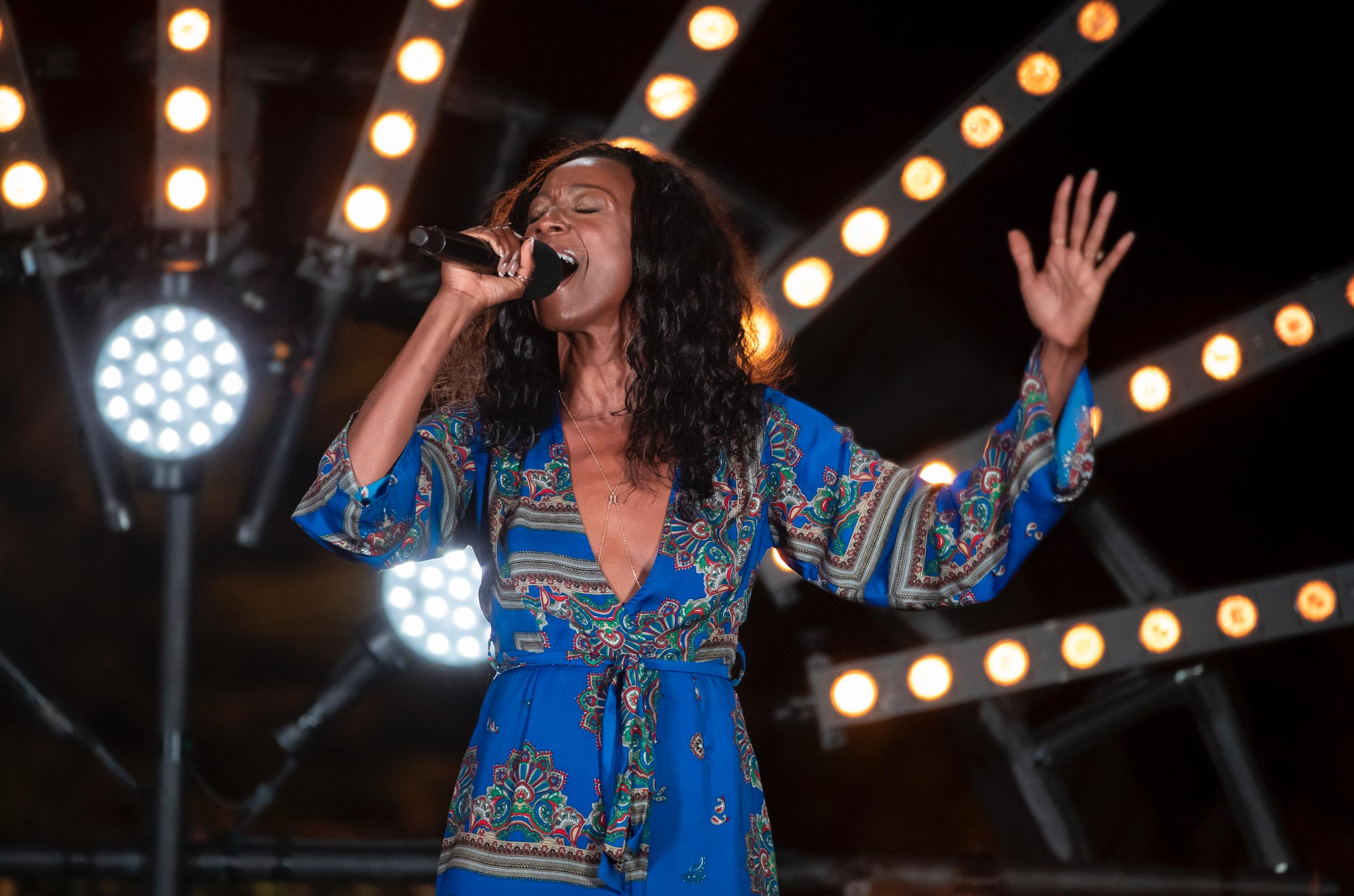 "X Factor: Celebrity viewers hail Corrie's Victoria Ekanoye as ""talented beyond belief"""
