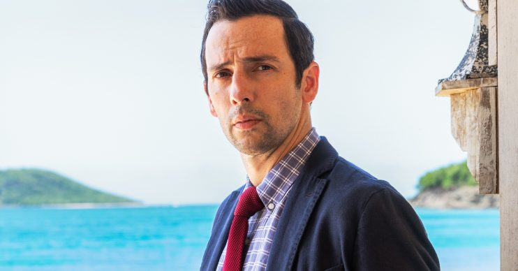 Ralf Little Death in Paradise Credit: (Red Planet Pictures/BBC)