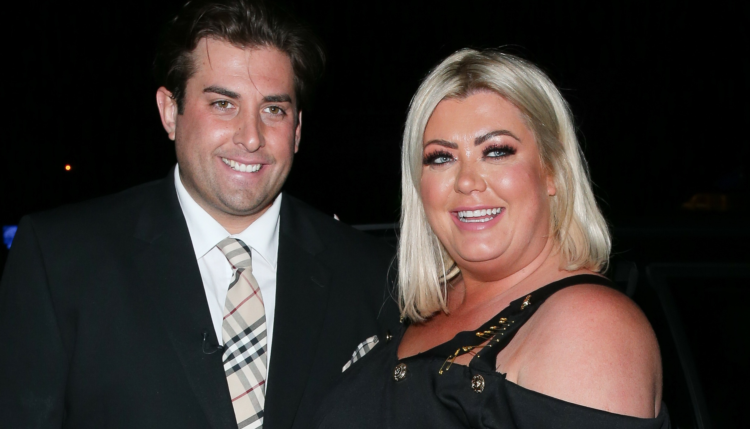 Gemma Collins reportedly dialled 999 after fearing that on-off boyfriend James 'Arg' Argent had 'overdosed'