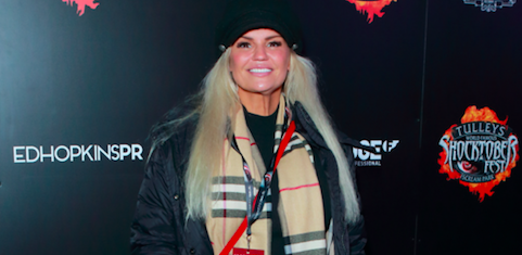 Kerry Katona gives hospital updates after being struck down by mystery illness