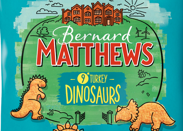 Bernard Matthews recalls turkey dinosaurs over fears they could contain metal