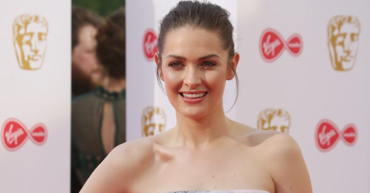 Celebrities arrive at the Virgin Media British Academy Television Awards 2019 in London Pictured: Anna Passey Ref: SPL5088974 120519 NON-EXCLUSIVE Picture by: Brett D. Cove / SplashNews.com Splash News and Pictures Los Angeles: 310-821-2666 New York: 212-619-2666 London: +44 (0)20 7644 7656 Berlin: +49 175 3764 166 photodesk@splashnews.com World Rights