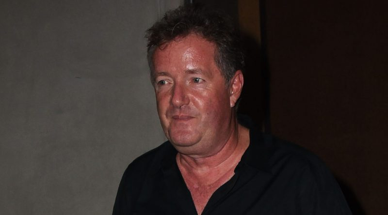 Piers Morgan slams 'good actress' Meghan Markle after watching Sussexes' Africa documentary