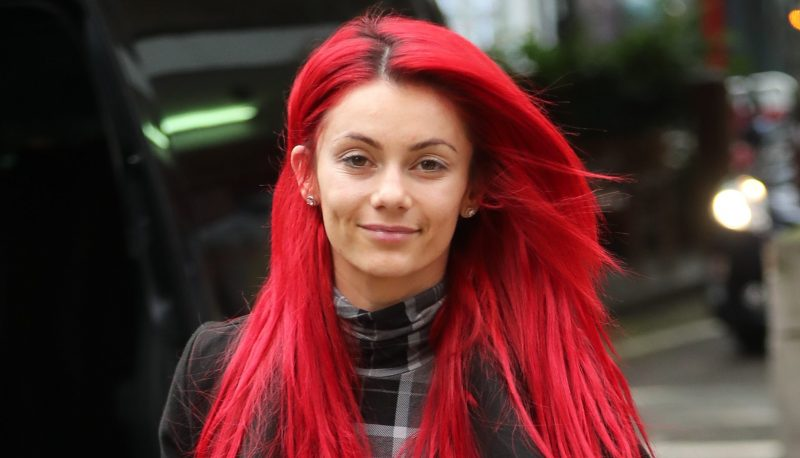 Strictly's Dianne Buswell shows off shorter locks in latest hair transformation