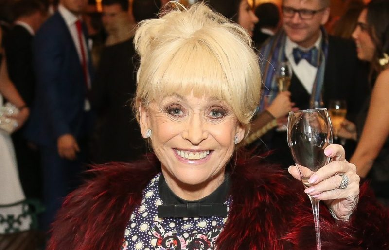 Barbara Windsor's personality 'still infectious' despite 'terrible days', says EastEnders co-star Kellie Shirley