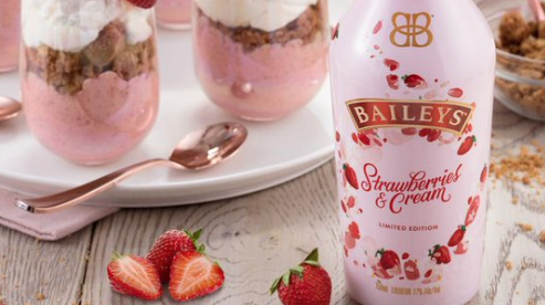 Spar has Baileys Strawberries and Cream on sale for £10 cheaper