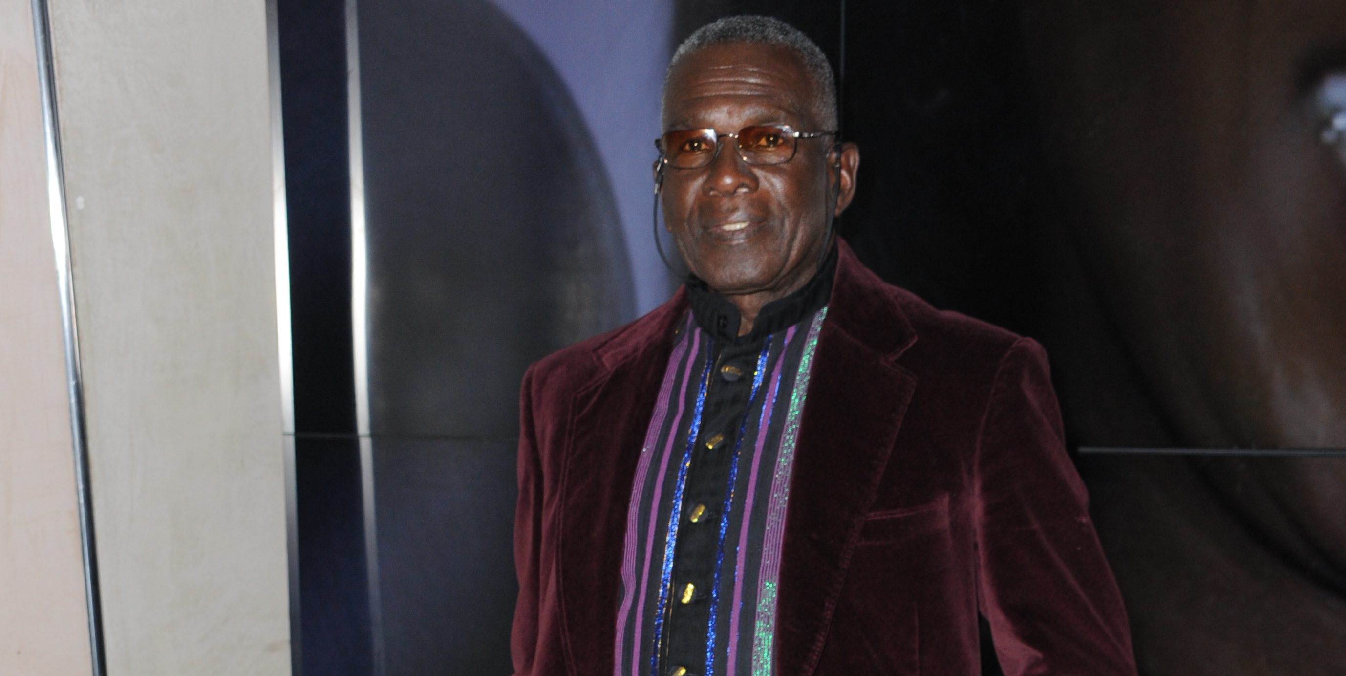 Former EastEnders stars reunite with cast for Rudolph Walker's 80th birthday