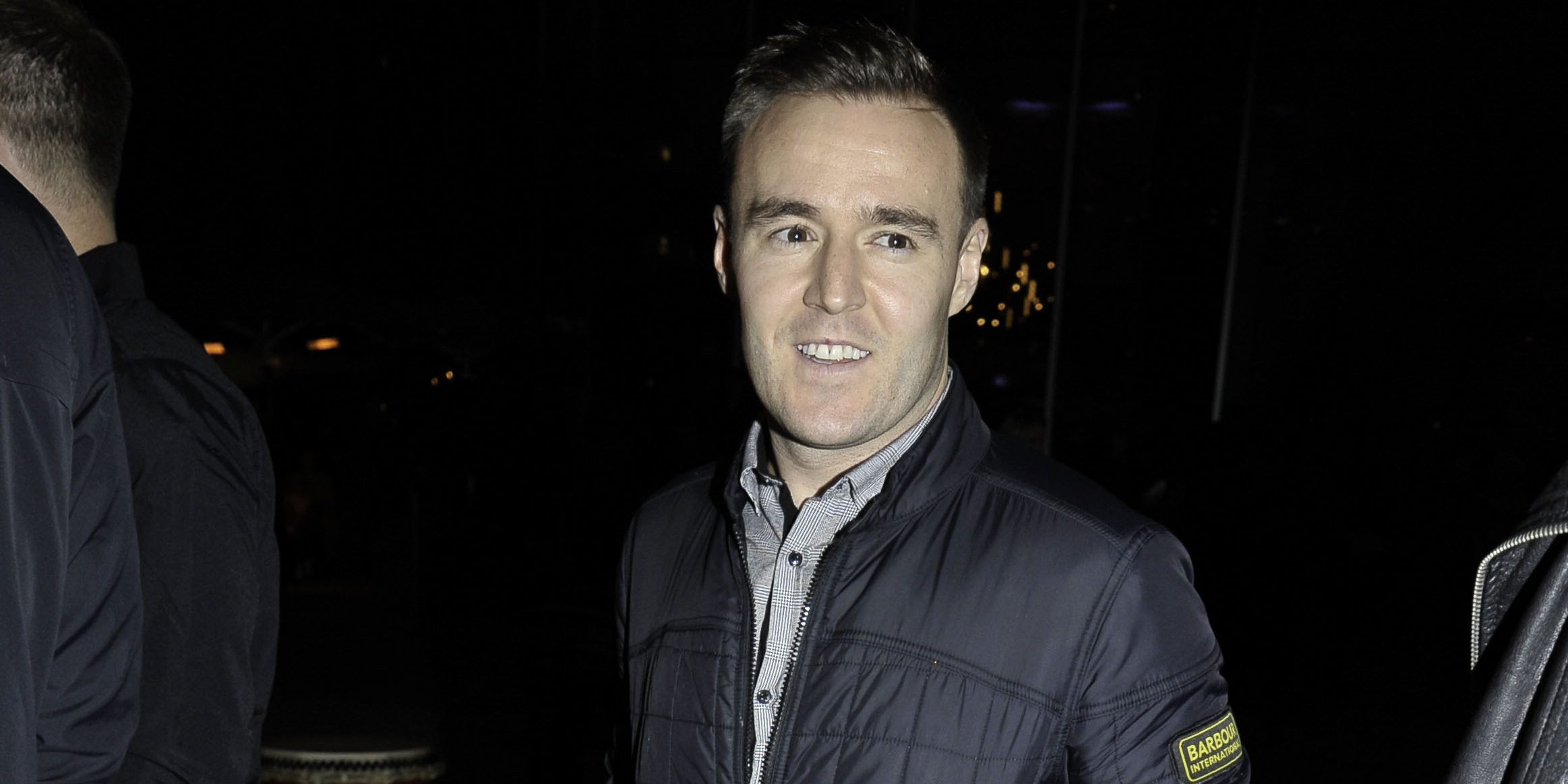 Coronation Street's Alan Halsall speaks out on being urged to propose to girlfriend Tisha Merry