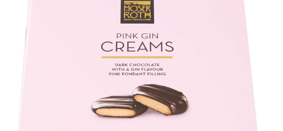 Aldi is selling £1.49 Christmas chocolates that taste of pink gin
