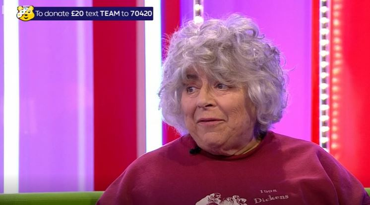 The One Show viewers outraged as Miriam Margolyes 'fat shames' Mr Tumble actor Justin Fletcher
