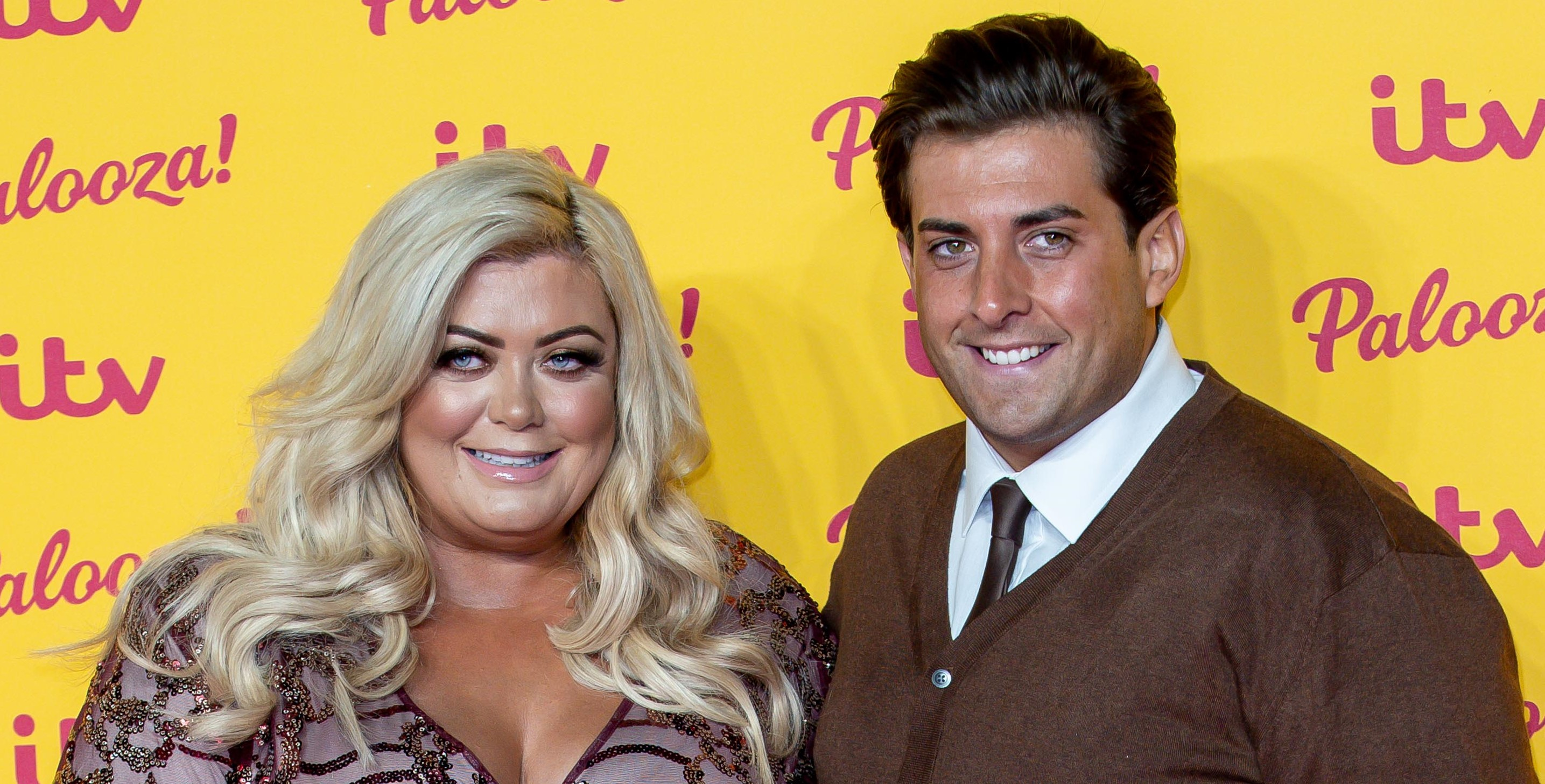 Gemma Collins reveals she 'hasn't stopped eating' after 'calling 999 over concerns for ex Arg'
