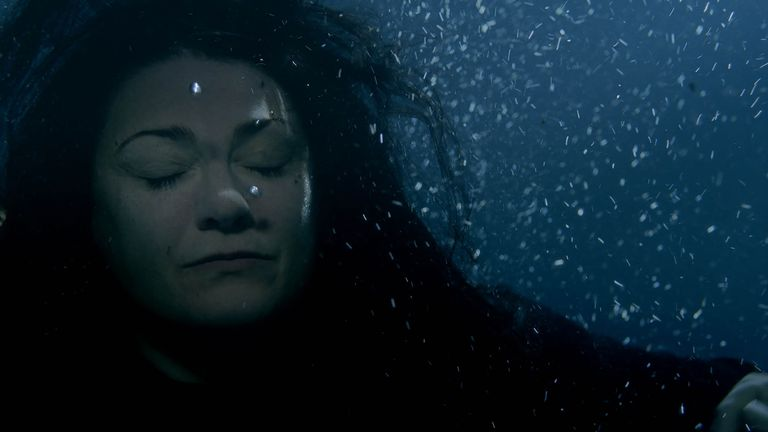 Emmerdale SPOILERS: Moira floats unconscious underwater - will she die?