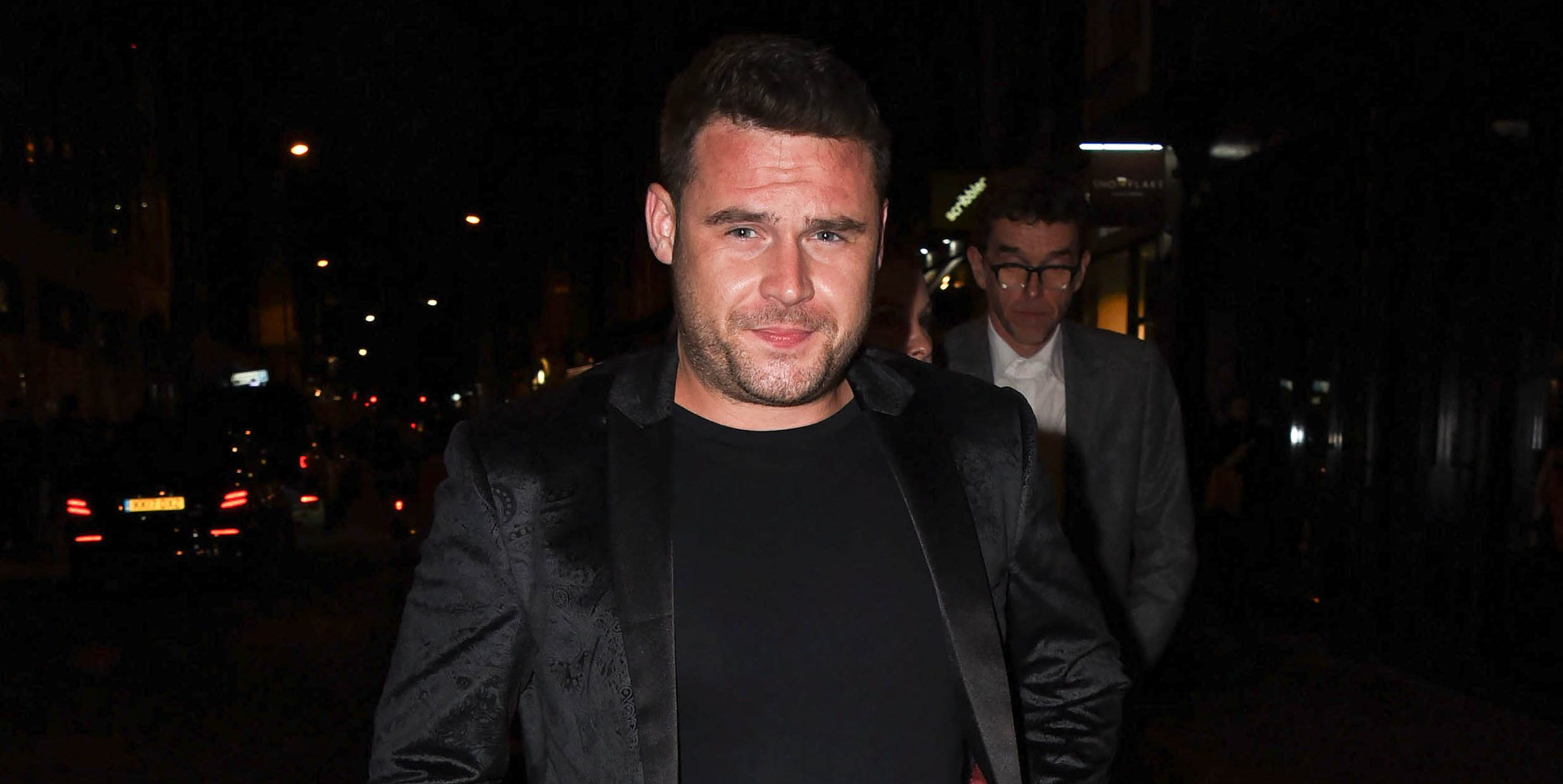 Emmerdale's Danny Miller shares adorable picture as he welcomes new baby to the family