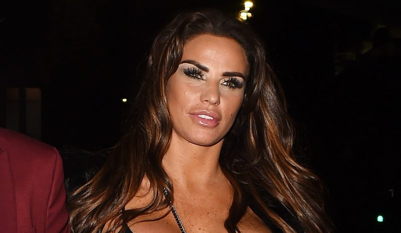 Katie Price melts hearts with photo of Bunny cuddling a mystery newborn