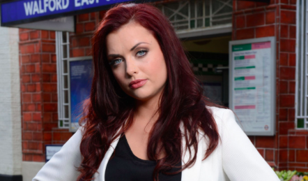 Shona McGarty 'holding out on signing a three-year contract' with EastEnders