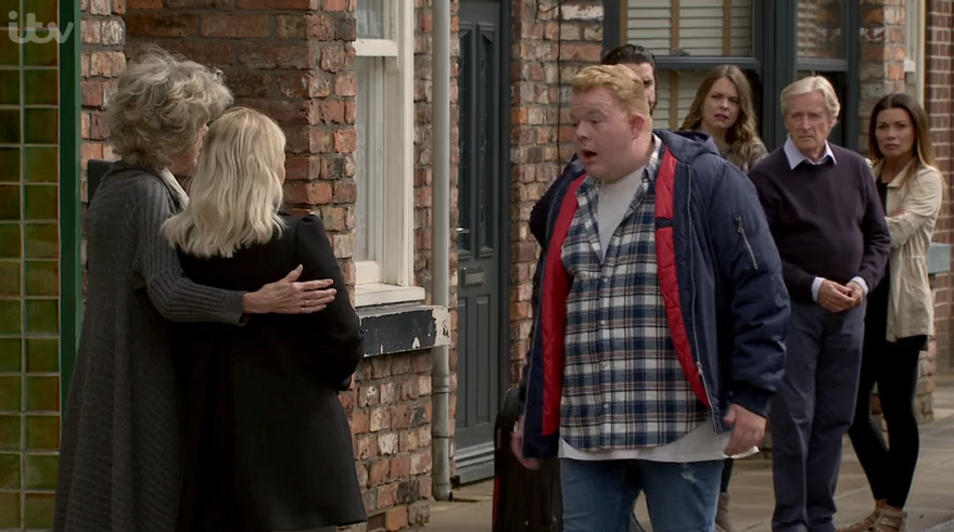 Coronation Street viewers divided as Craig exposes Daniel and Bethany in front of everyone