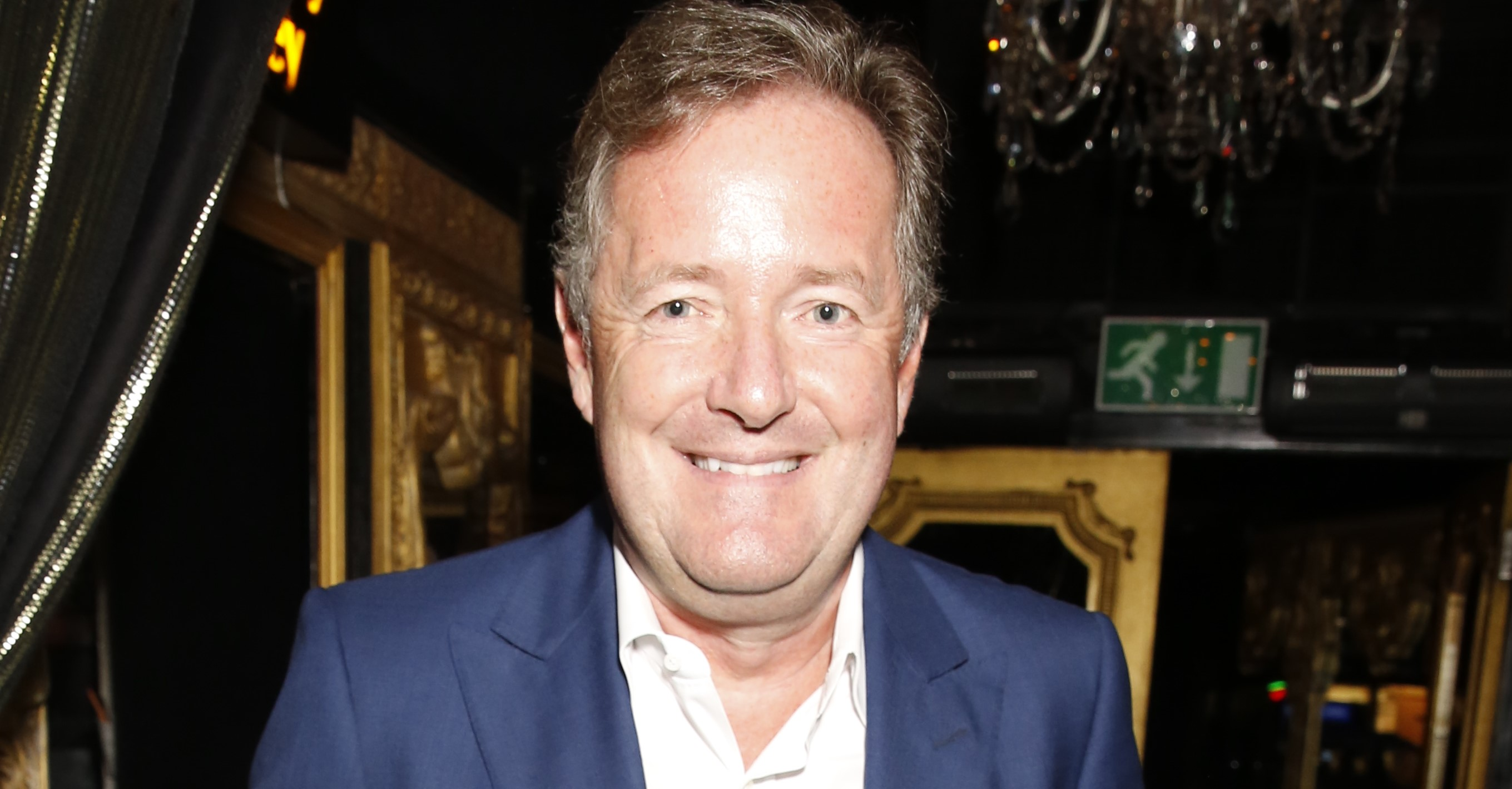 Piers Morgan delights fans with photo of eldest son and daughter in LA