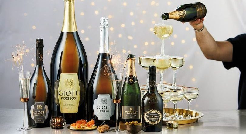 Aldi's sell-out six-litre bottle of Prosecco back for Christmas party season!