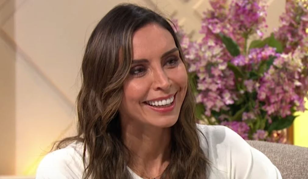 Fans beg Christine Lampard to replace Lorraine Kelly on her show