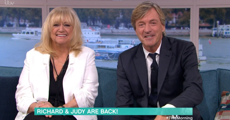 Richard and Judy on This Morning