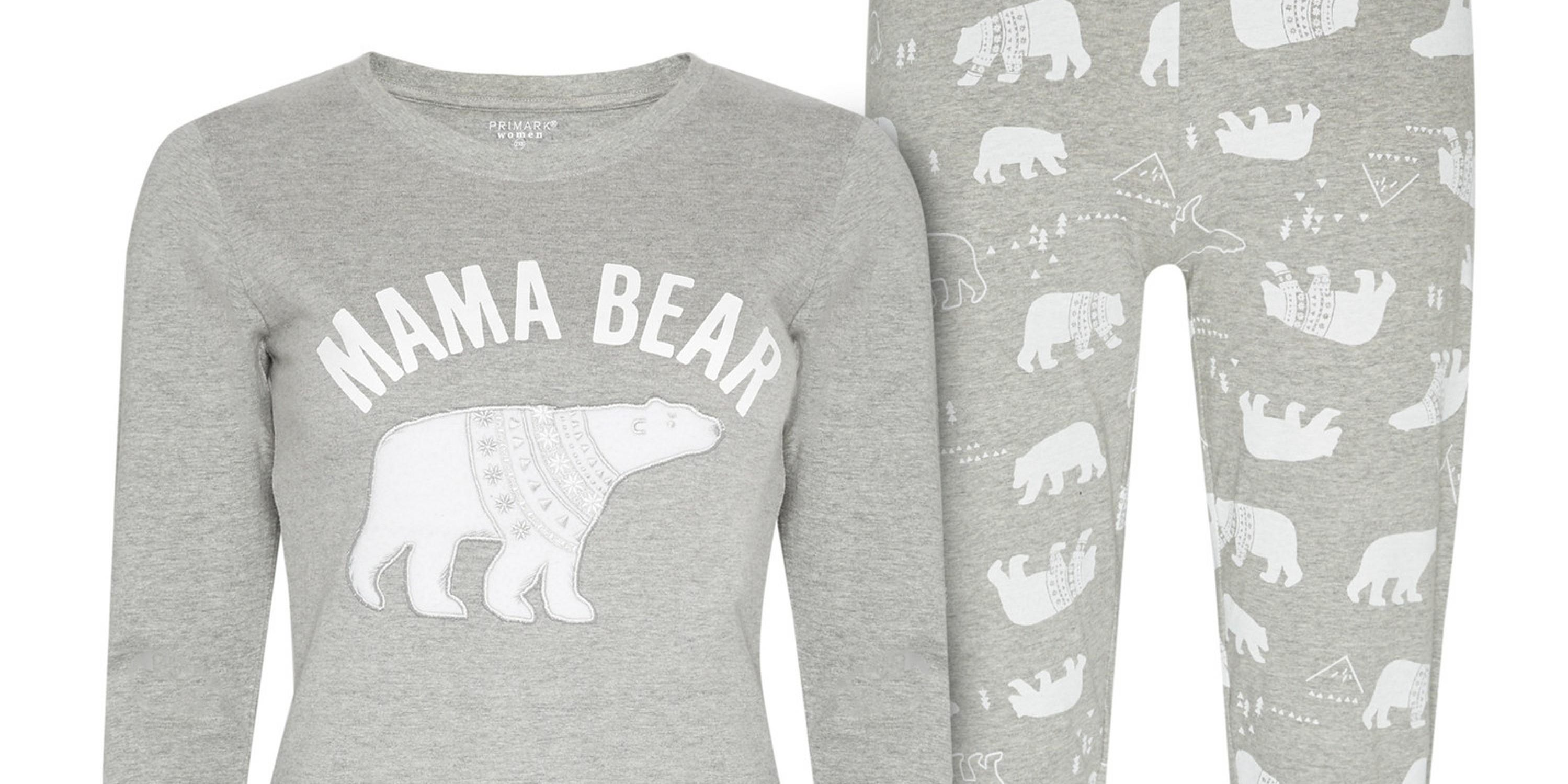 Primark sells matching Christmas PJs for all the family – including the dog!
