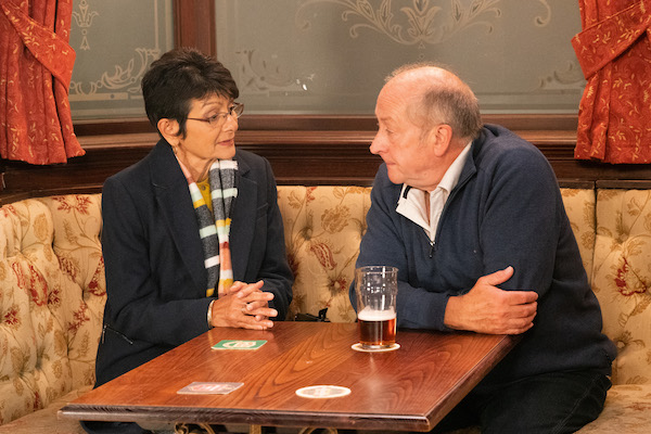 Coronation Street SPOILERS: Controlling Geoff gets Yasmeen away from Weatherfield
