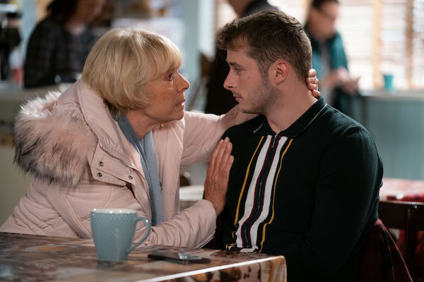 EastEnders fans demand Pam Coker returns to help Ben Mitchell