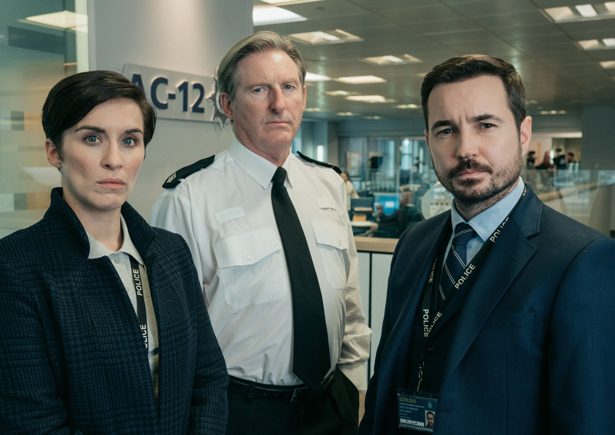 Line of Duty has joined with Midsomer Murders for lockdown comedy short