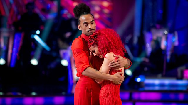 Dev and Dianne Strictly