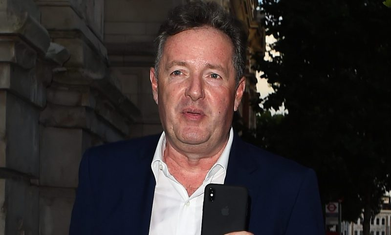Piers Morgan hits back after critics slam him for 'picking on' Greta Thunberg