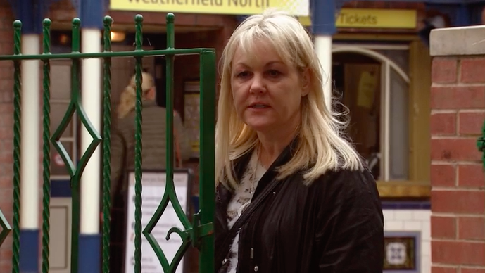 Corrie's Bethany Platt will be caught 'comforting' grieving Daniel by a vengeful Beth next week