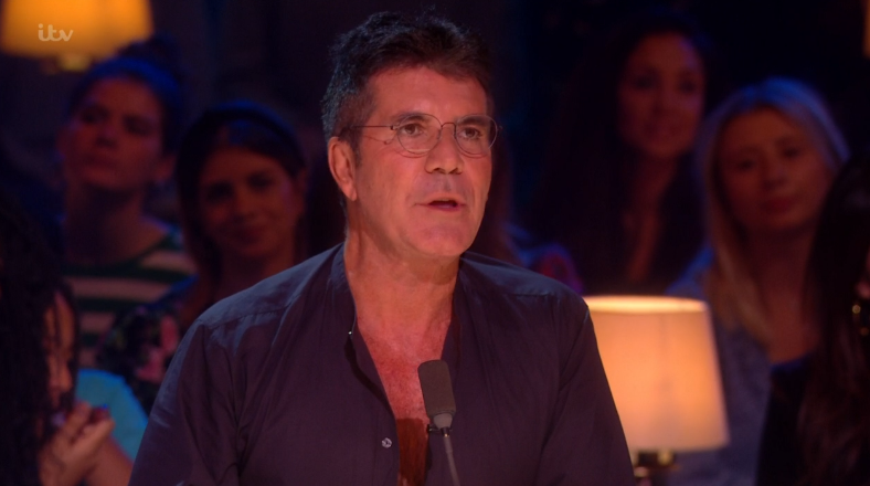 Image result for simon cowell x factor celebrity