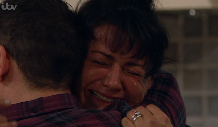Emmerdale fans furious at Moira Dingle as she 'plays victim'