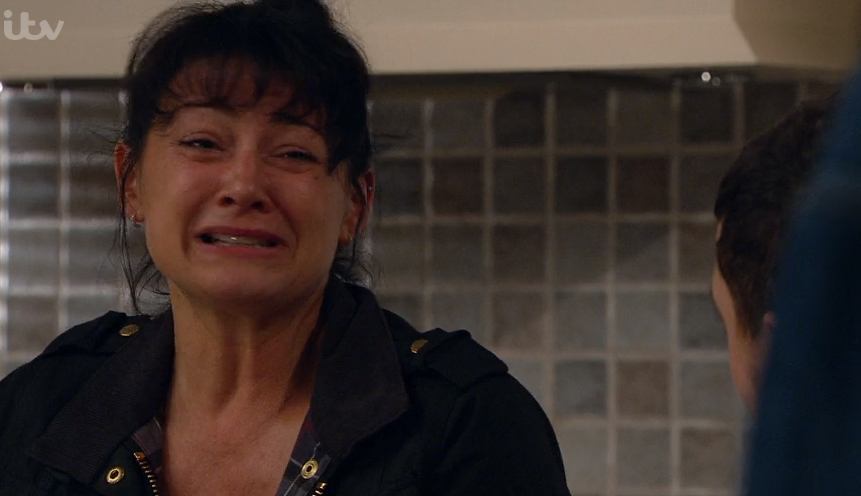 Emmerdale viewers becoming fed up with 'pathetic' Moira Dingle