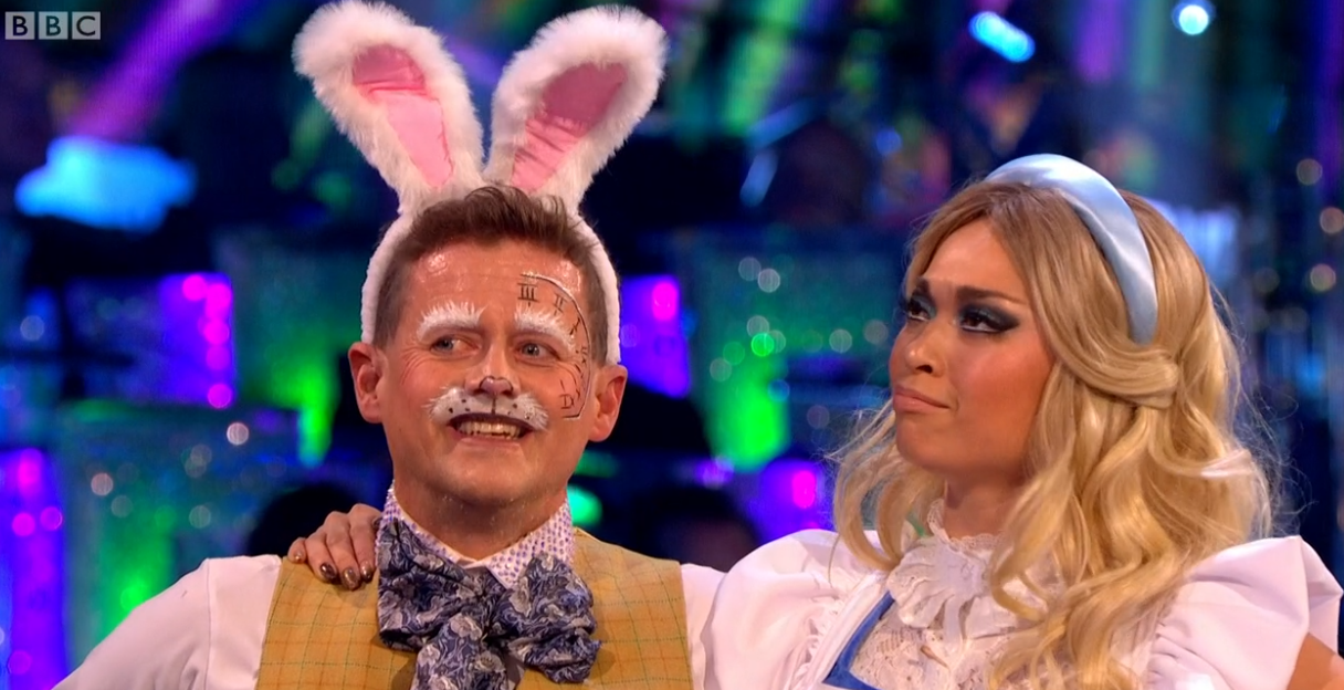 Strictly's Mike Bushell reveals he was sent chilling death threat after Catherine Tyldesley's exit