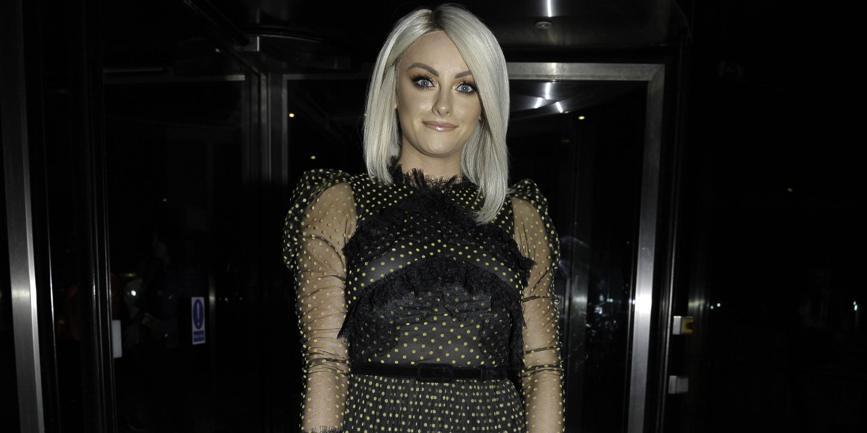 Katie McGlynn put on a stone filming Sinead's Coronation Street death scenes