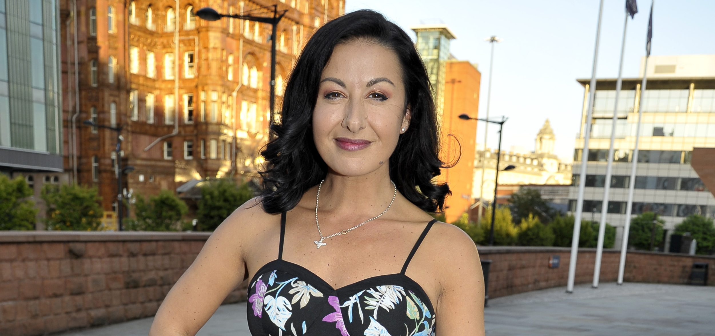 Hayley Tamaddon opens up about mental health battle in motherhood
