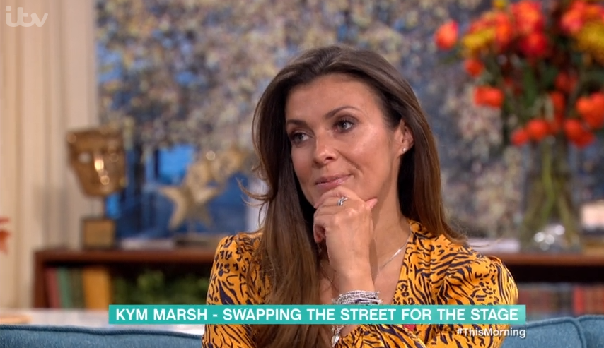 Coronation Street's Kym Marsh confirms whether Michelle dies in exit storyline