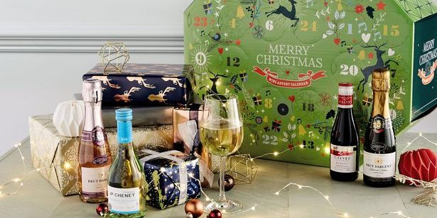 Aldi's sell-out wine advent calendar is back for 2019 and features 24 bottles of vino