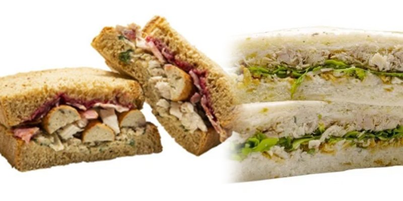 Aldi reveals its Christmas sandwiches for 2019 - and they're all under £2!