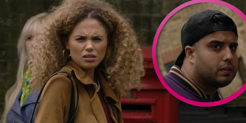 EastEnders viewers convinced Jags will expose Gray's domestic abuse